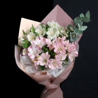 Букет Розовые сны