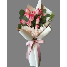 Букет из тюльпанов Т3