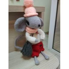 Сувенир Мышка 2