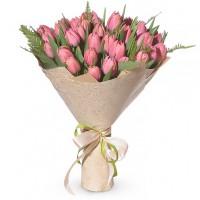 Букет из тюльпанов Т2