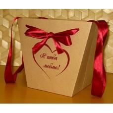Оформление букета - Плайм пакет крафт