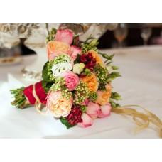 Букет  свадебный Эльза