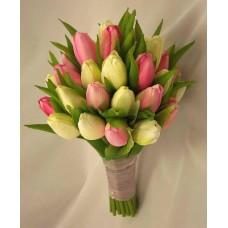 Букет из тюльпанов Т1